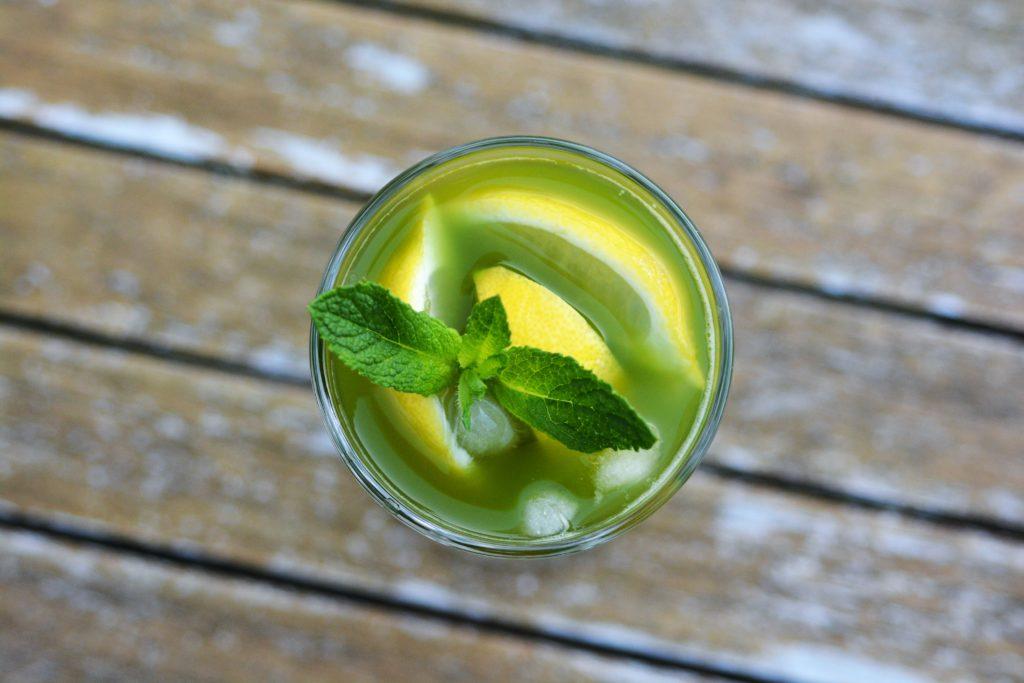 Fused by Fiona Uyema homemade matcha lemonade recipe cooking food healthy