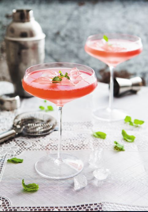 Sake cosmopolitan Fiona Uyema fused summer recipe