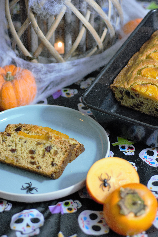 Kaki Halloween Fruit Cake (Barmbrack)