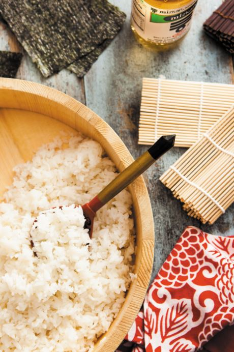 Sushi Rice for Beginners