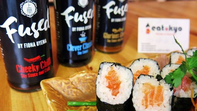 FUSED supported by Eatokyo Dublin restaurant