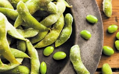 What are Edamame?
