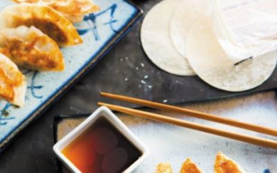 Chicken Gyoza Recipe (Chinese Dumplings)
