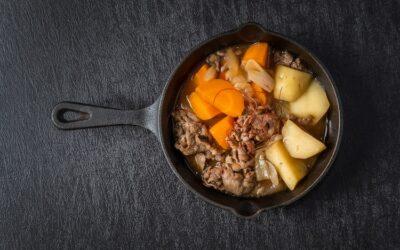 Nikujaga – Japanese Style Stew