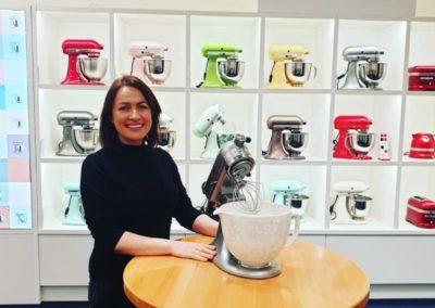 Fiona UYema Kitchen AID