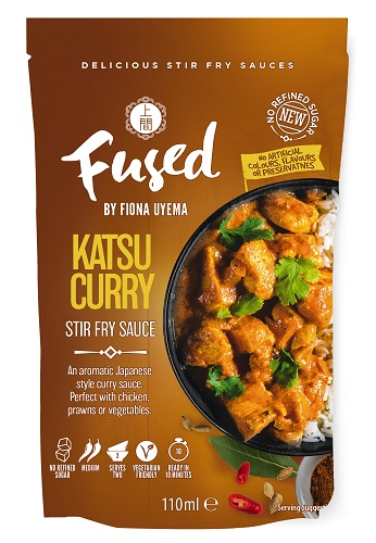 Katsu Curry Stir Fry Sauce