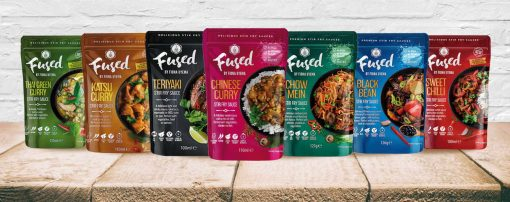 Fused Sauces 7 Packs Line Up