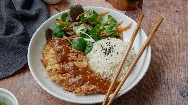 Chicken Katsu Curry From Scratch