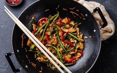 Chicken & Veg Stir Fry