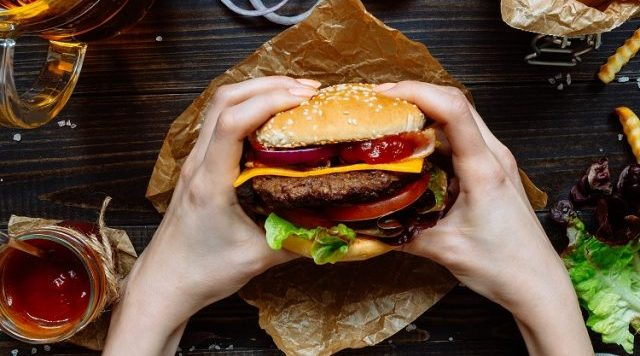 Gilmar's Homemade Burger