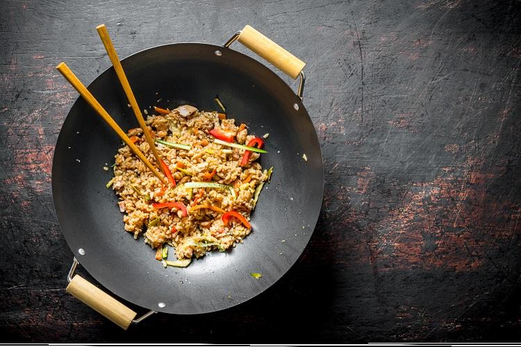 Chicken Teriyaki Fried Rice