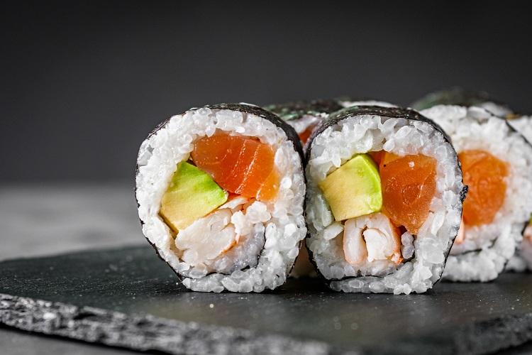 maki sushi recipe fused by fiona uyema