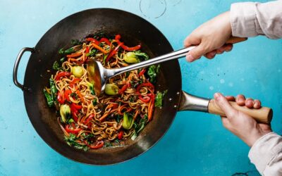 Vegetable & Noodle Chow Mein