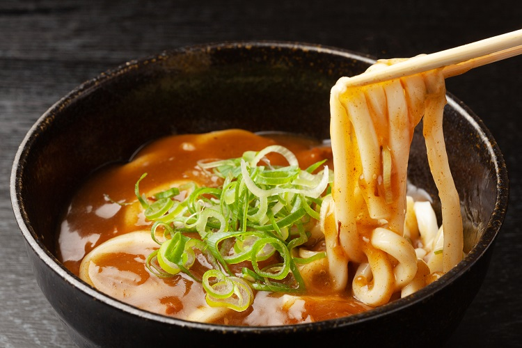 Curry Udon Fused by Fiona Uyema