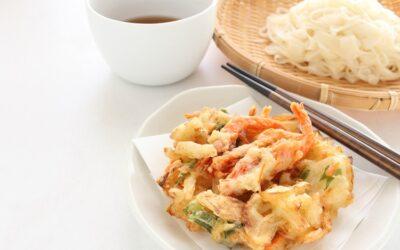 Mixed Vegetable & Shrimp Tempura