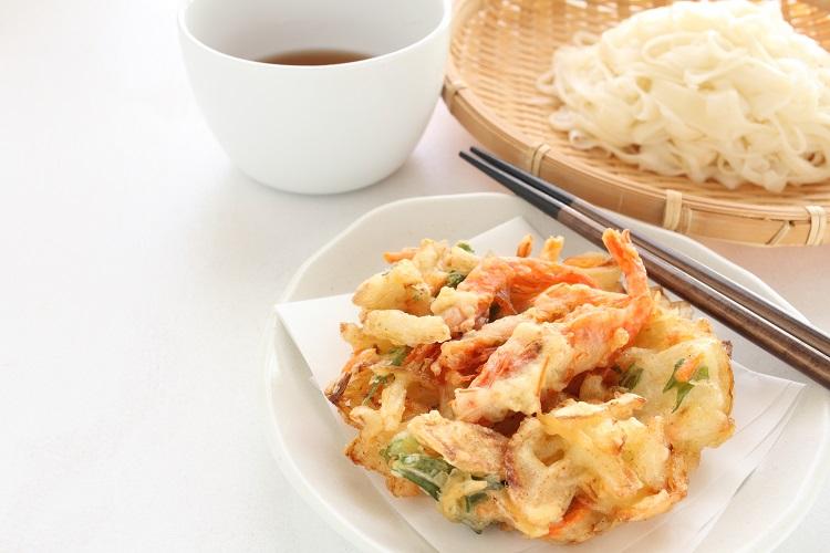 Shrimp Tempura fused by fiona uyema