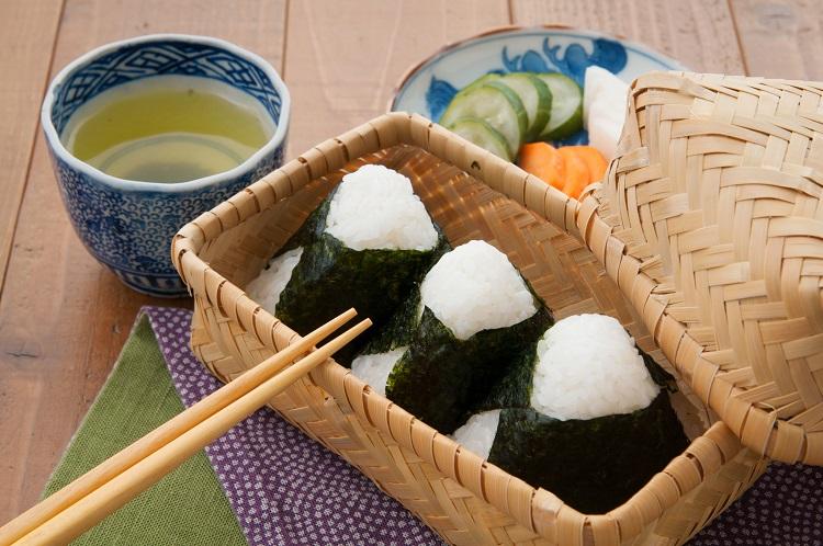 Japanese Onigiri Fused by Fiona Uyema