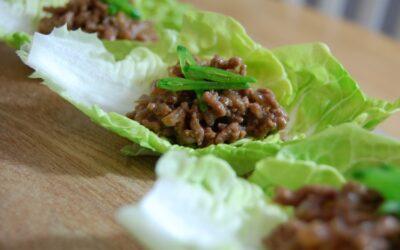 Beef Mince & Aubergine Teriyaki (One Pot)