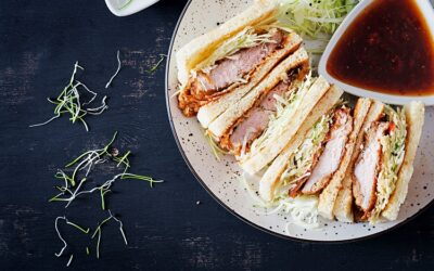 Pork Katsu Sando – Breaded Pork Sandwich