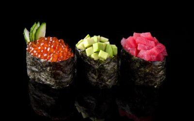 How to Make Gunkan Sushi
