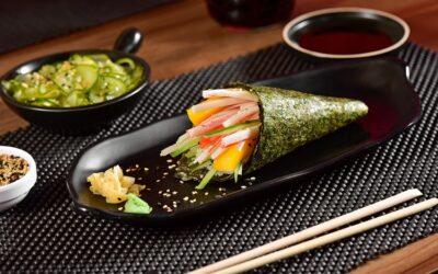 Temaki – Sushi Hand Roll