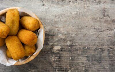Korroke – Curried Potato Croqutte