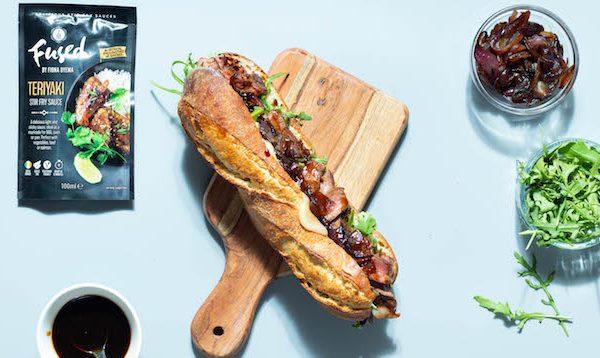 Fused by Fiona Teriyaki Steak Baguette Recipe
